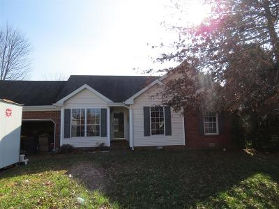 Thompsons Station Single Family Home Under Contract - Showing: 3007 Iroquois Dr