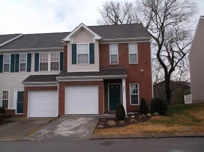 Davidson County Condo/Townhouse Under Contract - Showing: 1345 Bell Rd Unit 427 #427