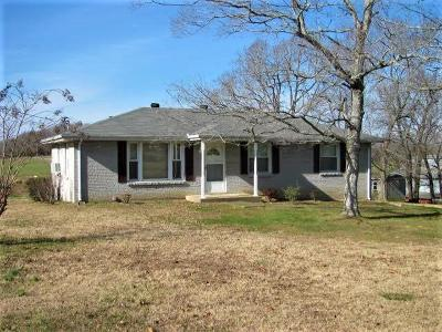 Vanleer Single Family Home Under Contract - Showing: 1020 Old Bear Ck Rd