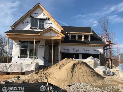 Wilson County Single Family Home For Sale: 3042 Elliott Drive #69