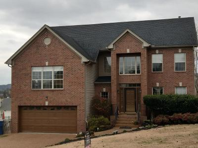 Goodlettsville Single Family Home Under Contract - Showing: 106 Paige Park Ln