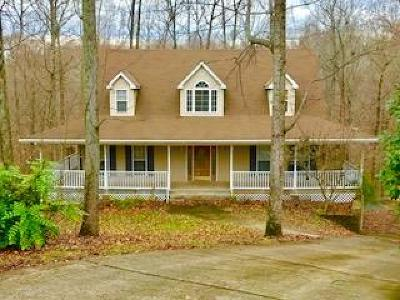Kingston Springs Single Family Home Under Contract - Showing: 1370 Loann Ave