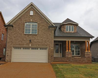 Wilson County Single Family Home For Sale: 610 Southshore Pt.