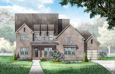 Nolensville Single Family Home Under Contract - Showing: 433 Oldenburg Rd *lot 2209*