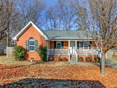 Wilson County Single Family Home For Sale: 209 Christine Dr