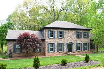 Clarksville Single Family Home For Sale: 951 Ridgewood Drive