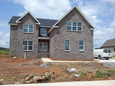 Clarksville Single Family Home For Sale: 37 Hartley Hills
