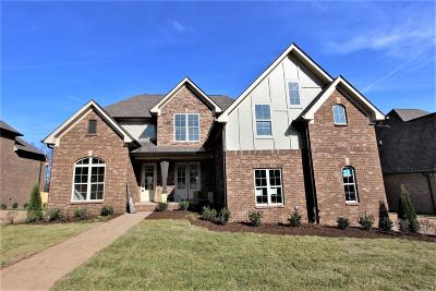 Mount Juliet Single Family Home For Sale: 3025 Nichols Vale Lane #103