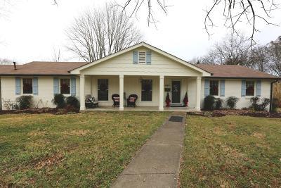 Wilson County Single Family Home For Sale: 810 Dakota Dr