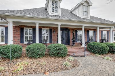Williamson County Single Family Home For Sale: 9430 Weatherly Dr