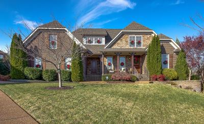 Spring Hill Single Family Home Under Contract - Showing: 5005 Paint Creek Ct