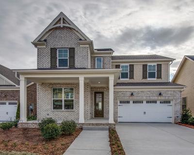Hendersonville Single Family Home For Sale: 106 Nighthawk Rd. Lot 339