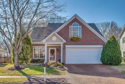 Franklin Single Family Home Under Contract - Showing: 6009 Penbrook Dr