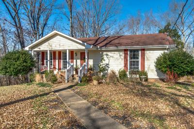 Williamson County Single Family Home For Sale: 7112 Haven Ct