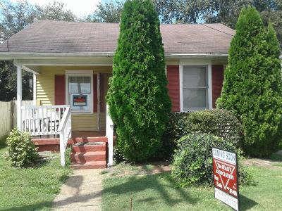 Davidson County Single Family Home For Sale: 2105 18th Ave N