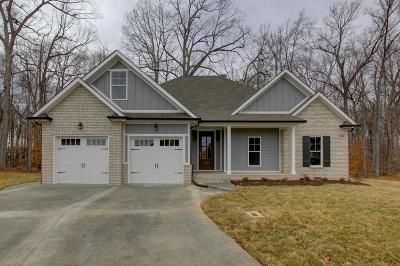 Clarksville Single Family Home For Sale: 1312 Easthaven Drive