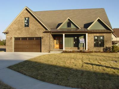 Clarksville Single Family Home For Sale: 1309 Easthaven Drive