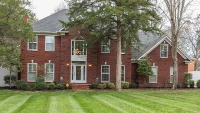 Single Family Home For Sale: 2230 Tanglewood Trl