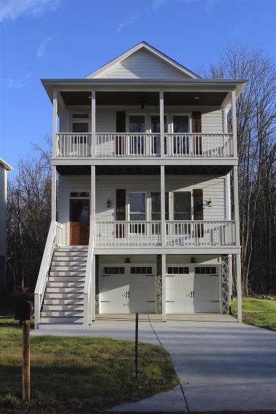 Nashville Single Family Home For Sale: 2606 Miami Ave
