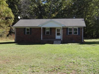 Smithville TN Single Family Home Under Contract - Showing: $68,500
