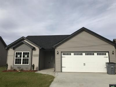 Christian County Single Family Home Under Contract - Showing: 76 Rose Edd