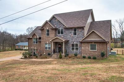 Mount Juliet Single Family Home For Sale: 405 Evergreen Pl