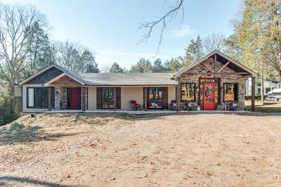 Hendersonville Single Family Home For Sale: 1112 Forest Harbor Dr