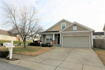 Spring Hill  Single Family Home For Sale: 101 Crestwood Ln