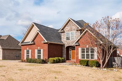 Murfreesboro TN Single Family Home For Sale: $289,900