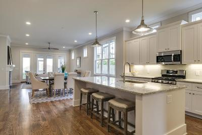 Nashville Single Family Home Under Contract - Showing: 3506 A Hillsdale Ave