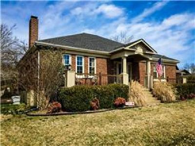 Columbia  Single Family Home For Sale: 824 Trotwood Ave