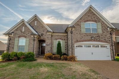Mount Juliet Single Family Home For Sale: 820 Rolling Creek Dr