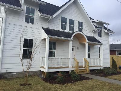 Nashville Single Family Home For Sale: 1203 52nd Avenue