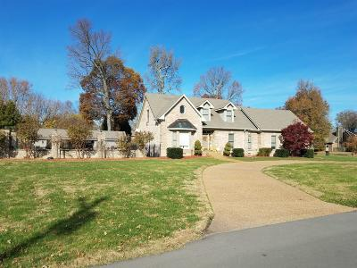 Springfield Single Family Home For Sale: 2102 Nicklaus Dr