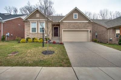 Mount Juliet Single Family Home For Sale: 2833 Lakeside Meadows Cir