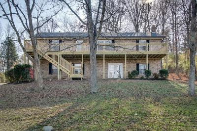 Mount Juliet Single Family Home For Sale: 740 Chandler Road