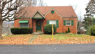 Springfield Single Family Home Under Contract - Showing: 505 3rd Ave W