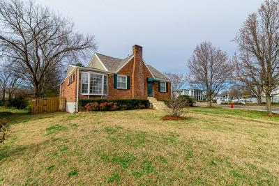Green Hills Single Family Home Under Contract - Showing: 4101 Oriole Pl