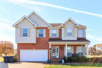 Old Hickory Single Family Home For Sale: 3013 Sutton Ct
