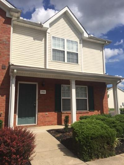 Rutherford County Rental For Rent: 3734 Chippewa Place