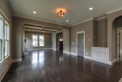 East Nashville Single Family Home For Sale: 2171 B Rock City St