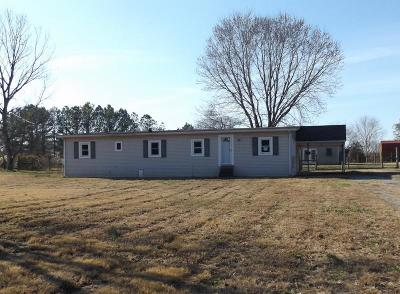 Wilson County Single Family Home For Sale: 996 Underwood Rd