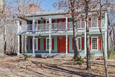 Sewanee Single Family Home Under Contract - Showing: 2632 Deepwoods Rd