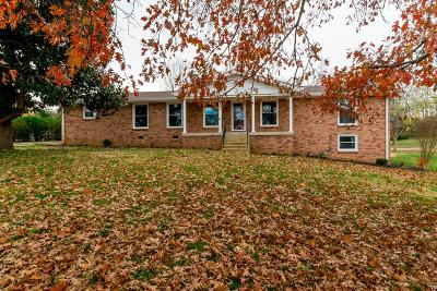 Madison Single Family Home Under Contract - Showing: 513 E Campbell Rd