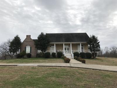Hendersonville Single Family Home For Sale: 1980 Shell Rd