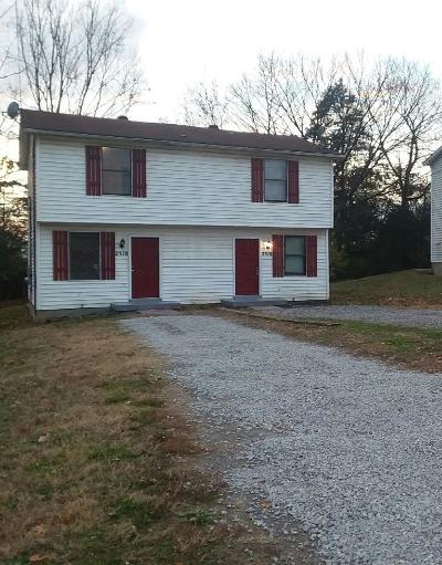 Davidson County Multi Family Home For Sale: 2516 Highland Trace Dr
