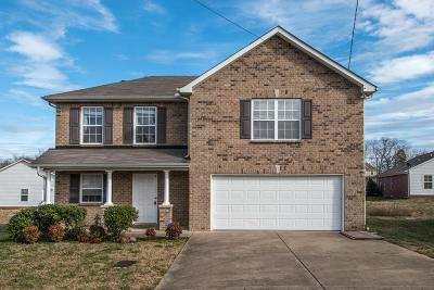 Antioch Single Family Home Under Contract - Showing: 212 Pine Rock Ct