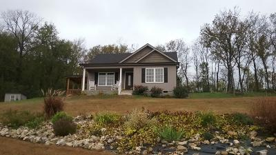 Lewisburg Single Family Home For Sale: 1645 Spring Place Rd