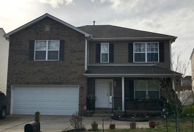 Springfield Single Family Home For Sale: 351 Golf View Lane
