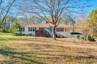 Williamson County Single Family Home For Sale: 4044 Old Hillsboro Rd